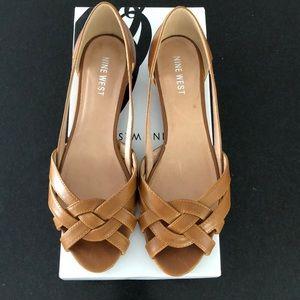 Nine West Sandal Tan - Size 7 1/2